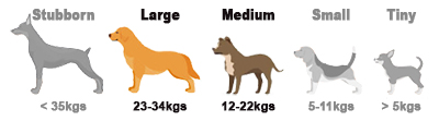 Suitable Dog Size