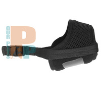 Dangerous Dog Muzzle Breathable Soft Nylon