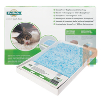 PetSafe ScoopFree® Replacement Blue Crystal Litter Tray (1-Pack)